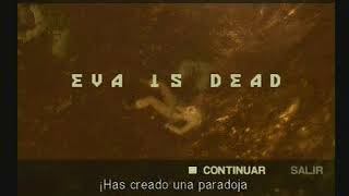 METAL GEAR SOLID 3 SNAKE EATER SUBSISTENCE EVA´S DEATH TIME PARADOX