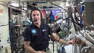 Thomas Pesquet mission highlights