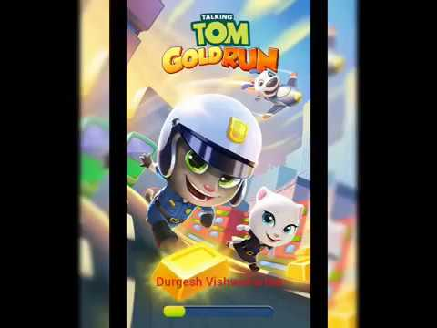 Tom gold run mod apk hack download | Talking Tom Gold Run