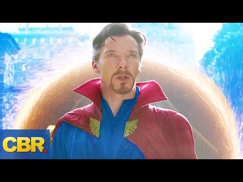 This Is Doctor Strange's Fate Waiting For Him After Avengers Endgame