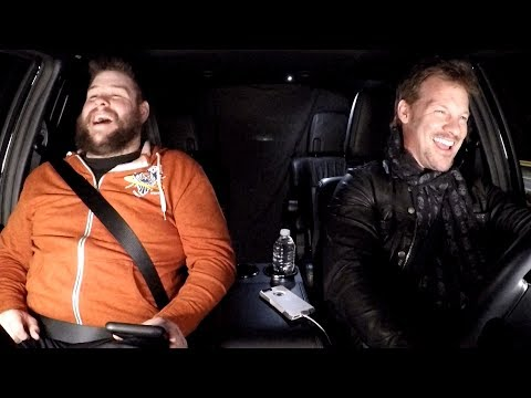 When Chris Jericho and Kevin Owens enjoyed happier times (WWE Network Exclusive)
