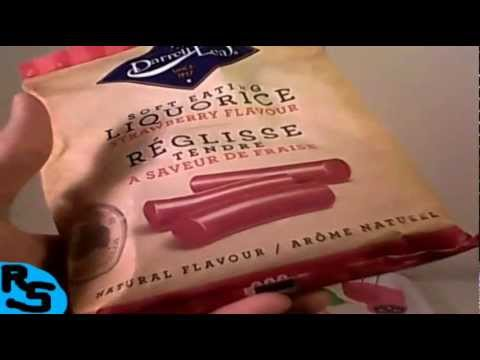 TheReviewSpace Australian Soft Liquorice Strawberry Flavour Review