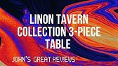 Linon Home Decor Products Inc Tavern 3 Piece Set Espresso from i.ytimg.com