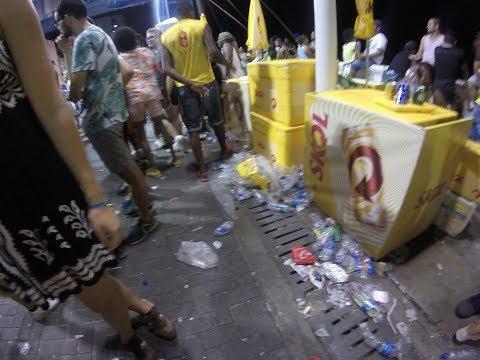 The Ecosystem of Waste: Carnaval in Salvador da Bahia, Brazil (Documentary)