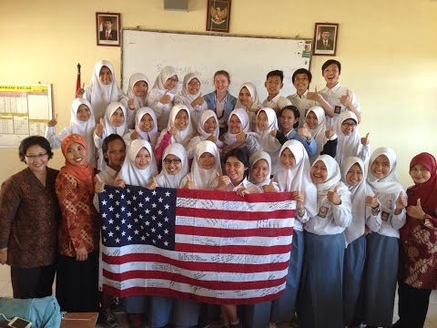 My Last Day of Indonesian School