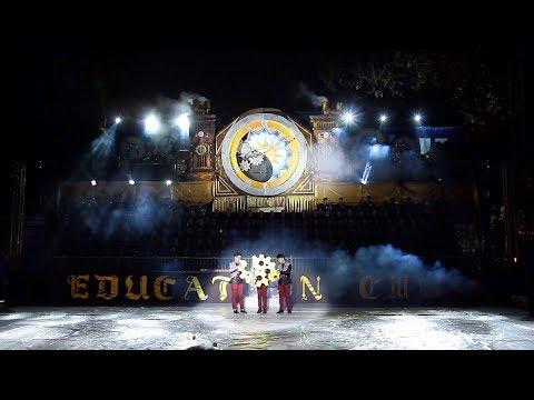 Climax Education 60 : นาฬิกาประเทศ - CMU Spirit night 2017 [Official]