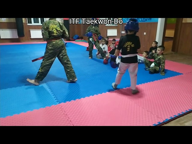 ↘️ Դավիթաշեն` մարտիկների մասնաճյուղ🥋💪🇦🇲 Taekwon-Do ITF (077)779901  (055)779991