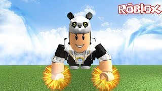 Being Like Superheroes!! - Roblox