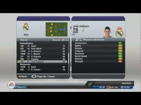Лучшие команды в FIFA 13 Плюсы и минусы. (Моё мнение)