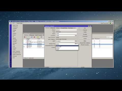 MikroTik Router Access Point Basic Setup