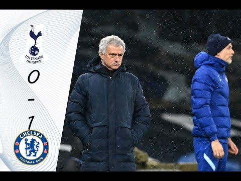 TOTTENHAM 0 – 1 CHELSEA GOALS AND EXTENDED  HIGHLIGHTS 2021
