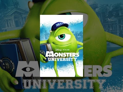 Monsters University is listed (or ranked) 18 on the list The Best College Movies Ever