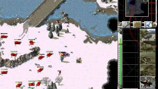 Command & Conquer Red Alert Counterstrike - Besieged (Hard)