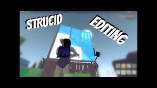 FASTEST EDITOR ON STRUCID EVER!! #2 | ROBLOX | STRUCID