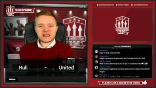 Hull City Vs Manchester United LIVE Preview | Mourinho's Martial Snub To Continue?
