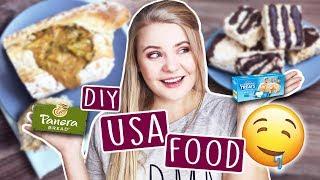 Die BESTEN DIY REZEPTE aus AMERIKA! 🤤😍 - Rice Krispies Treats, Panera Suppe