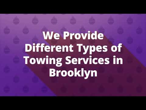 Tow Truck - Towing Service in Brooklyn, NY