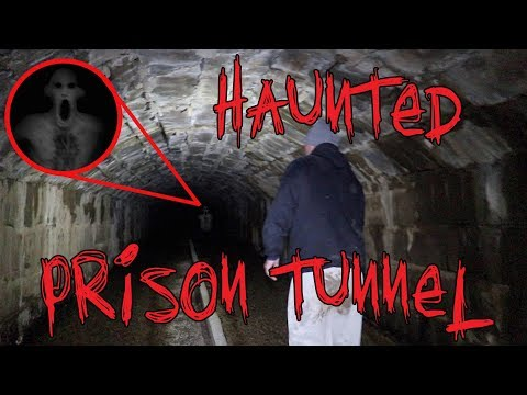 SOMETHING HAPPENED IN THIS HAUNTED PRISON TUNNEL