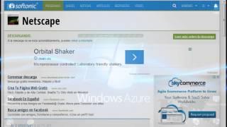 Como Descargar Netscape Navigator [Navegador Rapido]