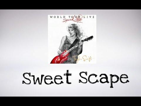 Taylor Swift - Sweet Scape (Speak Now World Tour Live)DVD BONUS (Audio Official)
