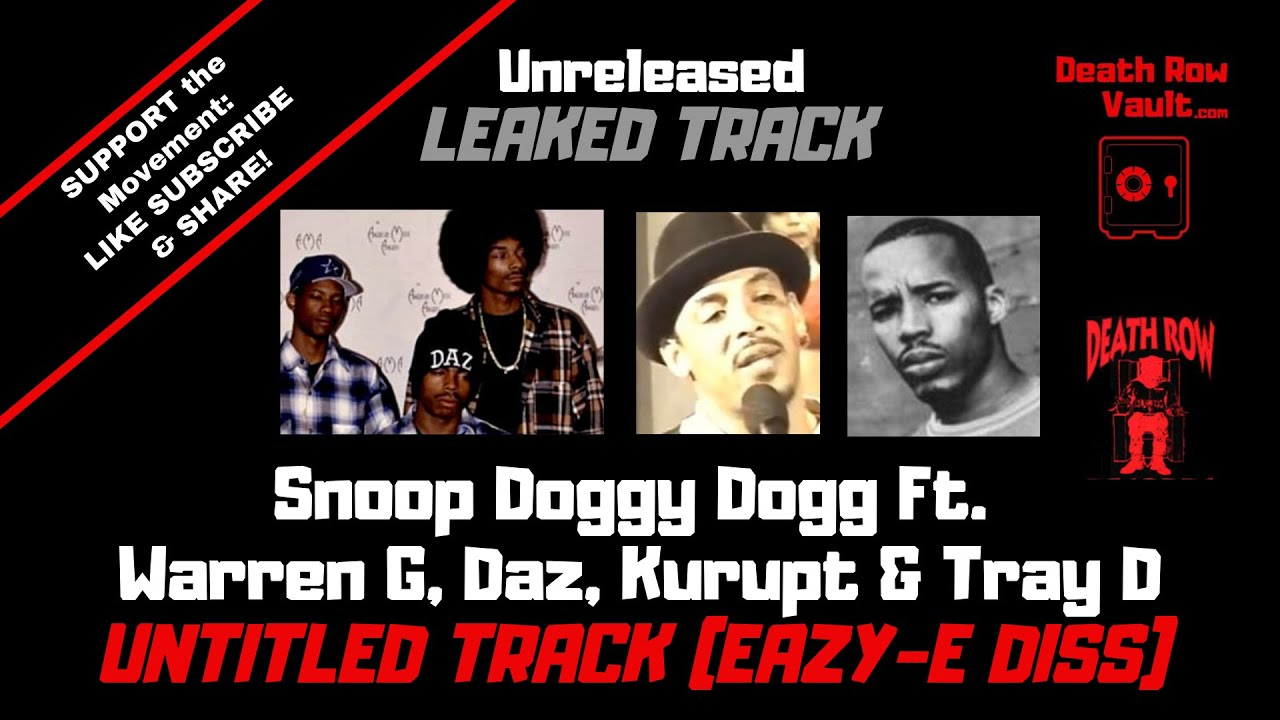 Snoop Doggy Dogg Ft Warren G, Daz, Kurupt & Tray D