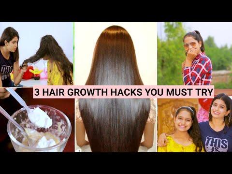 बाल-लंबे,चमकदार-करने-का-तरीका।-get-shiny-hair,silky-hair,-soft-hair-,smooth-hair-naturally-at-home.