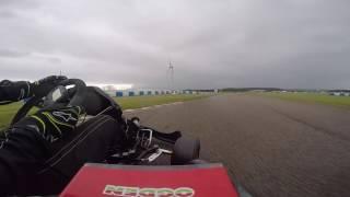 BDOC Round 2 2016 Heat 2 - Rotax Max - Boyndie Video