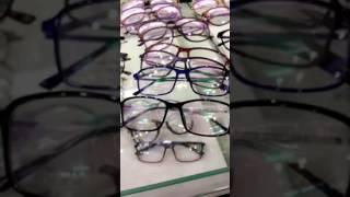 سوق جملة النظارات في مدينة جوانزو اسواق الجملة الصين لا اسرار لها