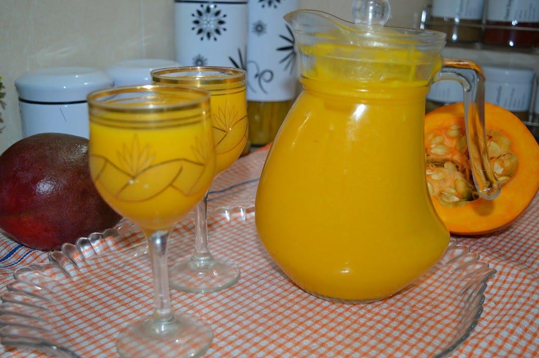 عصير اليقطين