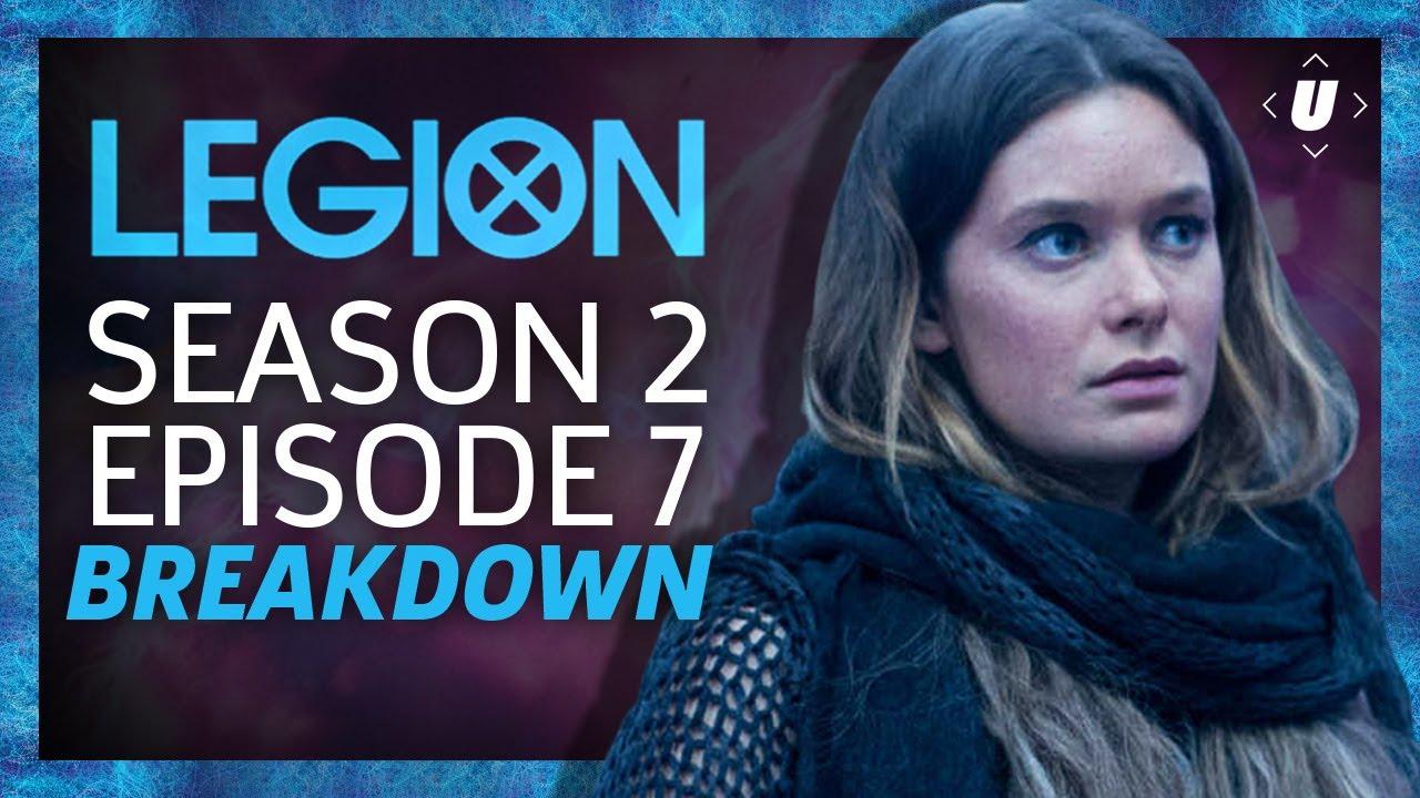 Download Legion Season 2: Episode 7 Breakdown! | Chapter 15 Recap