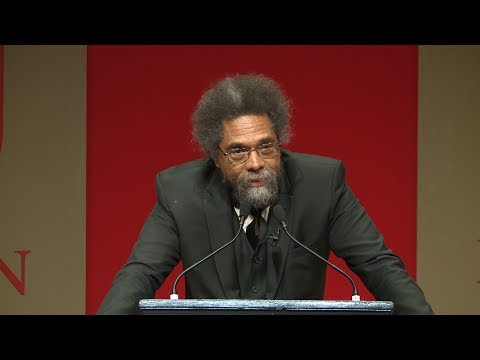 Cornel West, Cogut Institute for the Humanities, Politics in the Humanities talk at Brown University