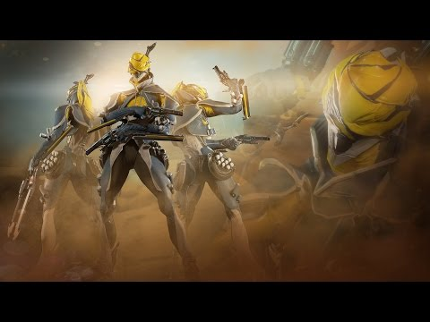 Warframe Builds: General Mesa and Turret Mesa