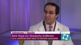 Advances in Health: Migraine Medication Breakthrough