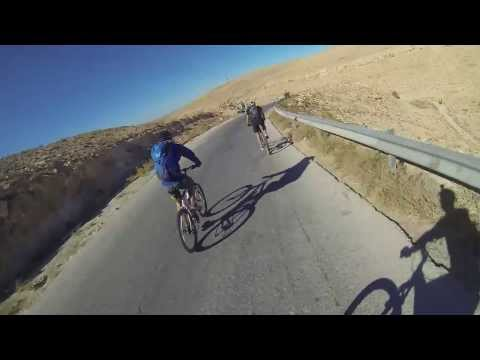Cycling in Jordan [HD]