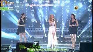 【Engsub Kara】 Hoang Mang   Davichi ft Hồ Quỳnh Hương
