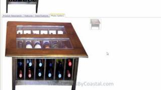 Wine Racks Coffee Table Storage - Reply