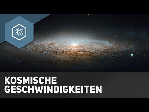 Die drei kosmischen Geschwindigkeiten – Astrophysik ● Gehe auf SIMPLECLUB.DE/GO
