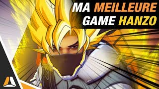 Ma Meilleure Game sur Hanzo ► Ranked Overwatch