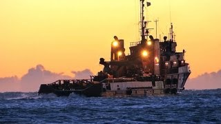 The Tug and the Sea