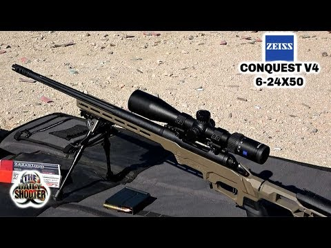 Zeiss Conquest 6-24x50 Scope Review Premium Quality