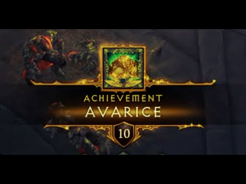 Diablo 3 - Avarice conquest 100% success rate!