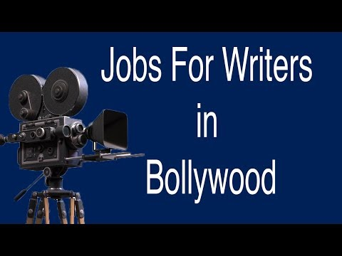 Bollywood film jobs in Mumbai | Bollywood career in Hindi | film tips for beginners