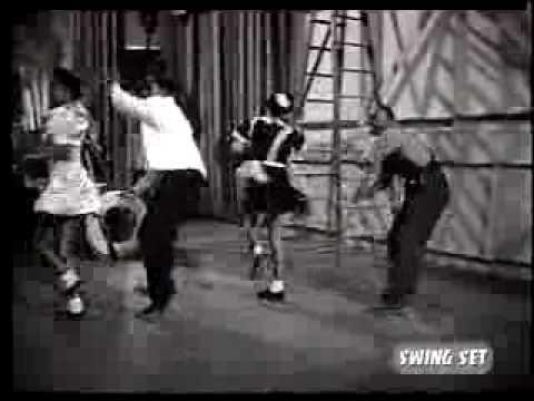 Swing Set - J5