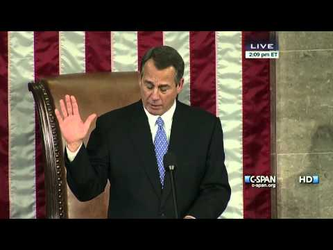 Oath of Office - House of Representatives - 113th Congress