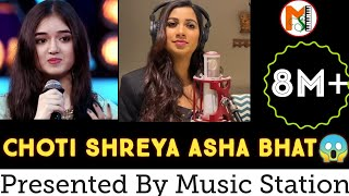 Asha Bhat Singing Tujh Main Rab Dikhta Hai Song Like Shreya Ghoshal