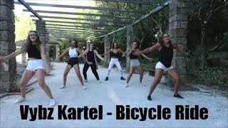 Swagga Dem - Vybz Kartel - Bicycle Ride (Soca Remix)