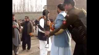 Firing in peshawar at wedding Jun 24, 2013