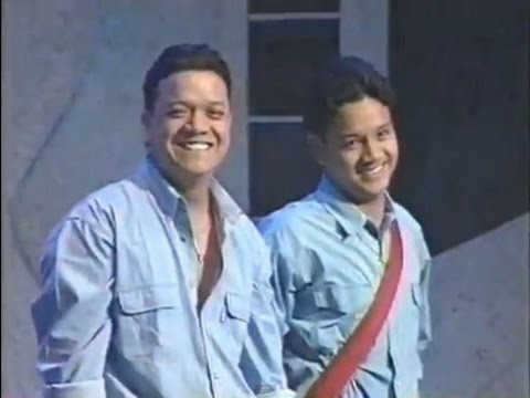 Mitoy Yonting & Mylo - Eat Bulaga Grand Finals