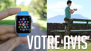 Vos avis sur l'Apple Watch
