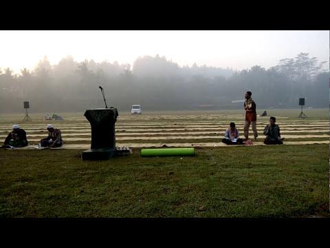 Gema Takbir & Sholat Idul Fitri 2017 Lapangan Kujon Borobudur